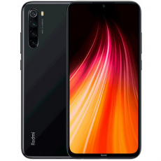 Xiaomi Redmi Note 8 (4GB/64GB) Dual Sim LTE Black